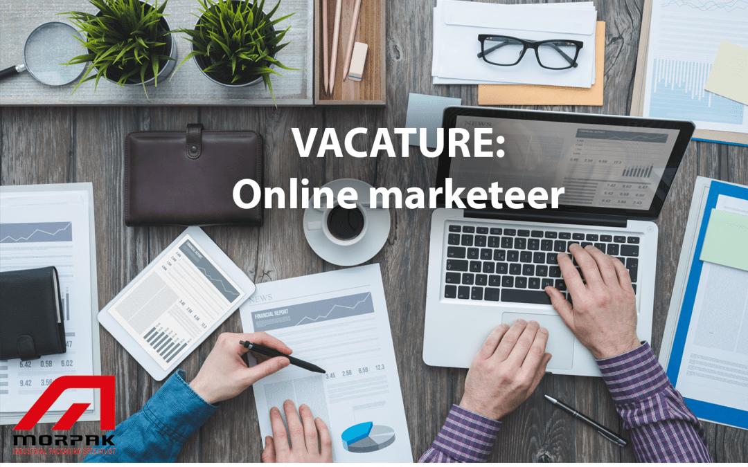 Stageplek: Online marketeer