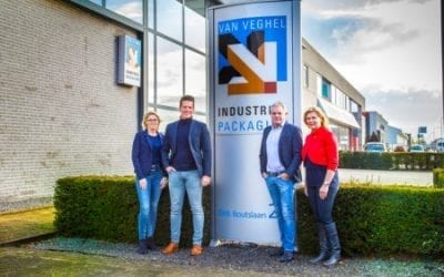 PACKAGING SPECIALIST MORPAK ACQUIRES INDUSTRY PARTNER VAN VEGHEL